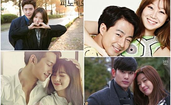 Lộ diện những cặp đôi ấn tượng nhất tại SBS Drama Awards 2014