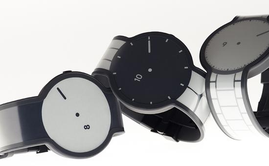 """Sony """"lộ diện"""" chiếc đồng hồ e-paper đầu tiên trên thế giới"""