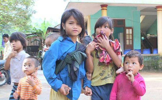 Quảng Trị: Nhiều trẻ em vùng biên không được khai sinh