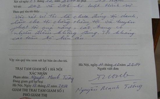 Vụ TMV Cát Tường: Bị cáo Tường kháng cáo toàn bộ bản án