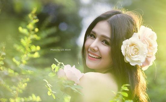 Hot girl Phanh Lee muốn được thừa nhận là diễn viên