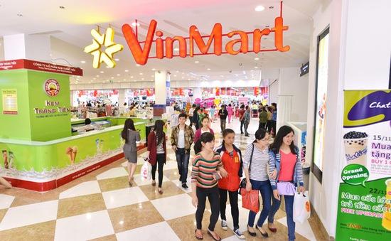 Khai trương chuỗi siêu thị và cửa hàng tiện ích VinMart