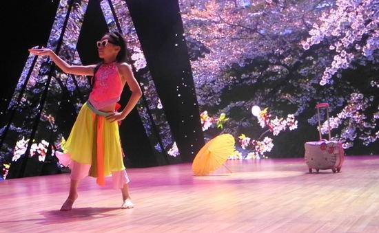 Bước nhảy hoàn vũ nhí - Liveshow 3: Đêm nhạc dân gian