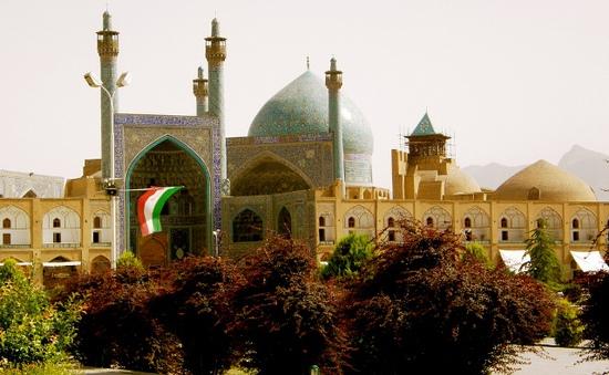 Du lịch Iran - ngành công nghiệp lợi nhuận hơn 6 tỷ USD