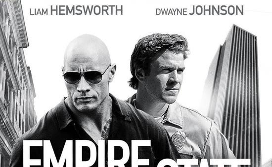 """Xem Liam Hemsworth trộm tiền với """"Vụ cướp thế kỷ"""" (23/9)"""