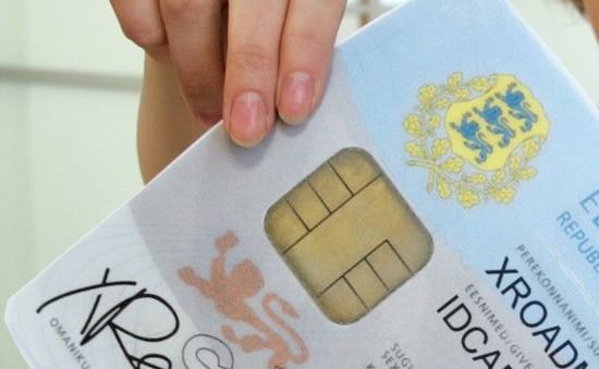 Estonia áp dụng thẻ công dân điện tử cho người nước ngoài