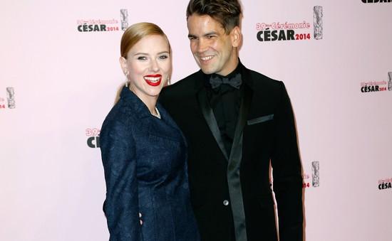 Scarlett Johansson đã bí mật kết hôn