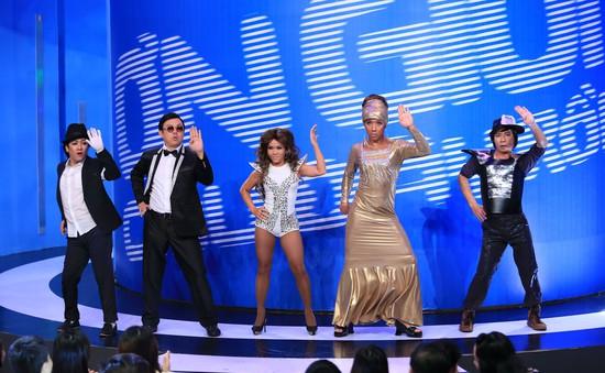 """Beyoncé, Psy phiên bản Việt """"quậy"""" """"Ơn giời! Cậu đây rồi!"""""""