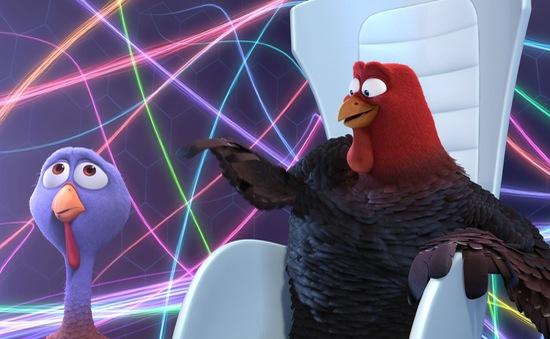 """Phiêu lưu cùng hai chú gà tây trong """"Free Birds"""" (18h20, Starmovies)"""