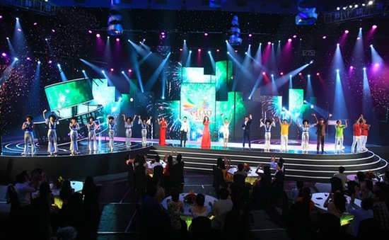 Dàn sao hội tụ trong Gala Chào 2015