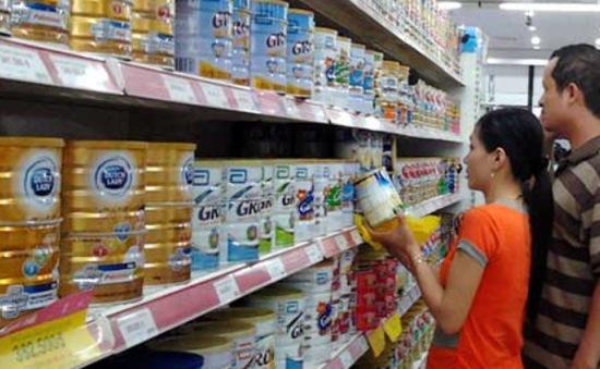 Không khuyến mãi sản phẩm sữa thay thế sữa mẹ