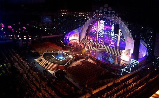 Sân khấu Chung kết Hoa hậu Việt Nam 2014 sẽ hoành tráng nhất lịch sử
