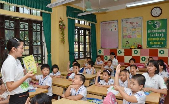 Không dùng bài kiểm tra định kỳ để xếp loại học sinh tiểu học