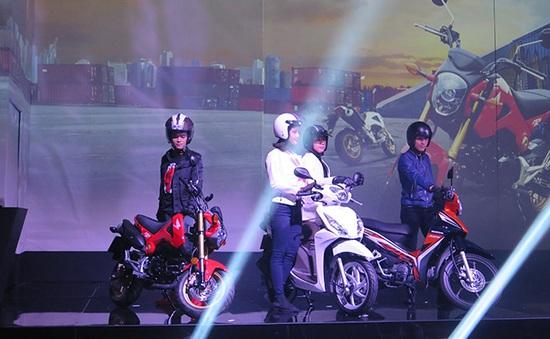 Honda VN bất ngờ ra mắt bộ ba Vision, MSX 125 và Blade
