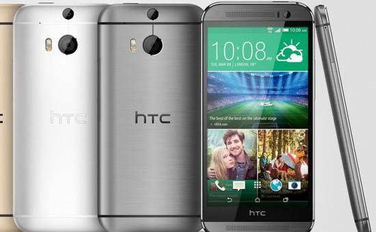 Lộ hình ảnh HTC One M8 chạy Android 5.0 Lollipop