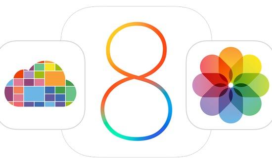 iOS 8 có thể xóa dữ liệu lưu trữ trên iCloud Drive