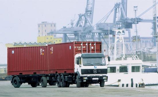 Đà Nẵng cho phép nâng tải trọng đối với 250 đầu kéo rơ moóc