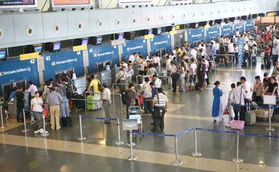 Từ 1/12, Vietnam Airlines điều chỉnh thời gian làm thủ tục chuyến bay