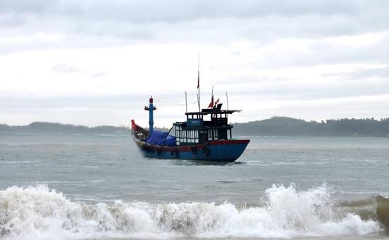 Chưa tìm thấy tàu Lam Hồng KG 61743 TS bị mất liên lạc