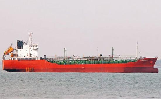 Tàu Sunrise 689 bị cướp 5.200 tấn dầu, 2 thuyền viên bị đánh