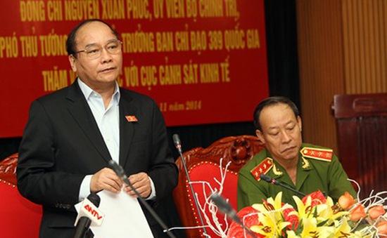 Khen thưởng Ban chuyên án triệt phá đường dây buôn lậu ở Quảng Ninh