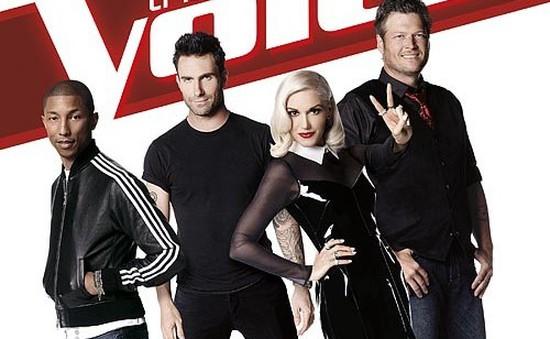 The Voice Mỹ cạnh tranh khốc liệt ngay đầu mùa mới