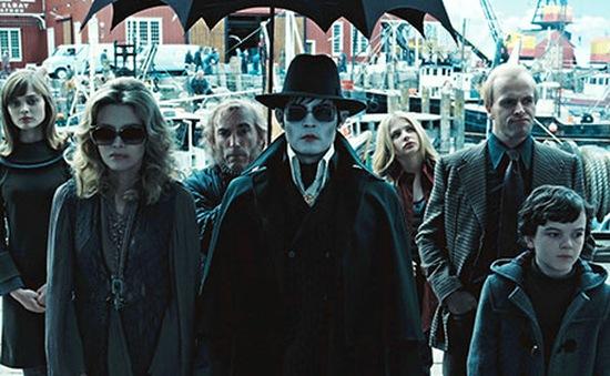 """Cùng Johnny Depp hóa giải """"Lời nguyền bóng đêm"""" (20h00, Cinemax)"""