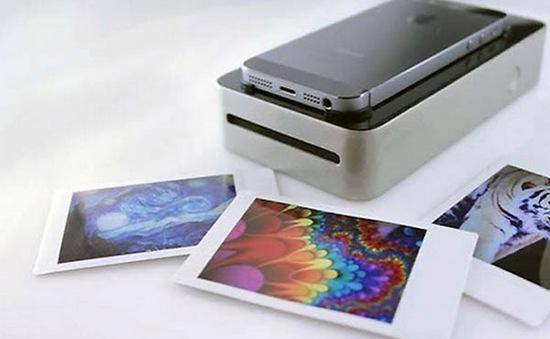 SnapJet - Thiết bị in ảnh từ điện thoại thông minh