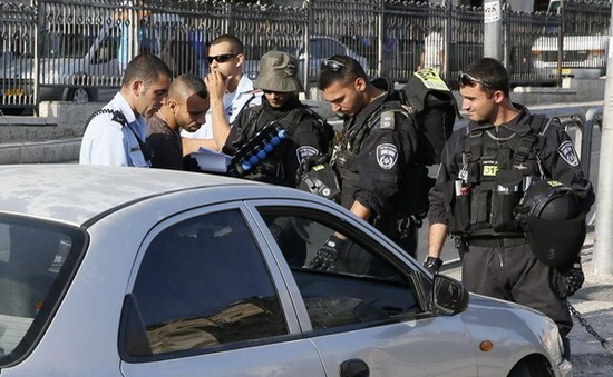Cảnh sátIsraelnâng mức báo động sau cái chết của thanh niên Arab