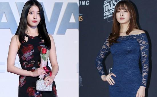 Sao Hàn gây chú ý khi diện váy giá rẻ trên thảm đỏ