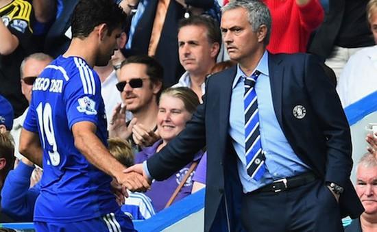 Mourinho khẳng định Diego Costa có tên trong trận Chelsea - Liverpool