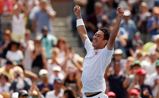 Hậu US Open 2014: Kei Nishikori tuyên chiến với phần còn lại của thế giới