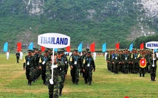 Khai mạc Giải bắn súng quân đội các nước ASEAN - AARM 24