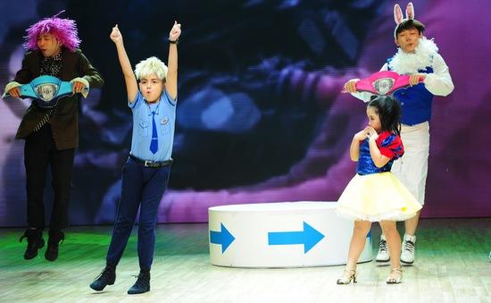 """Bước nhảy hoàn vũ nhí: """"Sơn Tùng M-TP nhí"""" khiến khán giả cười nghiêng ngả"""