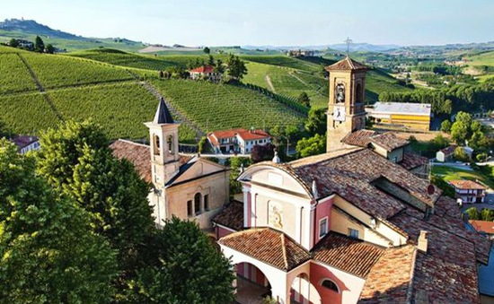 Vườn nho Langhe - Di sản thế giới của Italy
