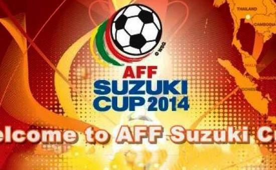 AFF Suzuki Cup 2014: VTV theo sát hành trình chinh phục chức vô địch ĐNA của ĐT Việt Nam