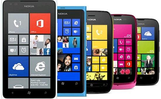 Microsoft phá vỡ kỷ lục bán Lumia của Nokia