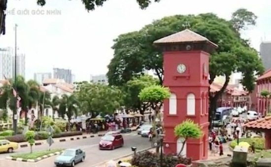 Kiến trúc Malacca: Sự giao thoa văn hóa Á - Âu