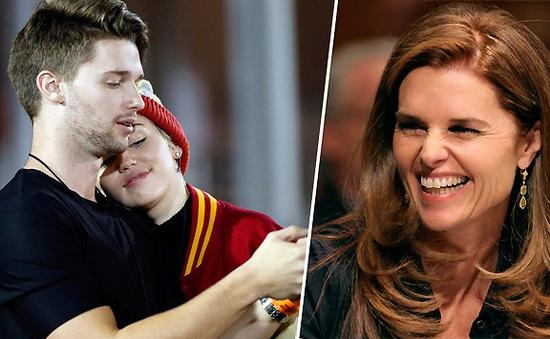 Miley Cyrus cải thiện mối quan hệ với mẹ bạn trai mới