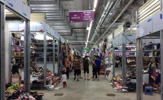 Chợ Mơ truyền thống đã chính thức đi vào hoạt động