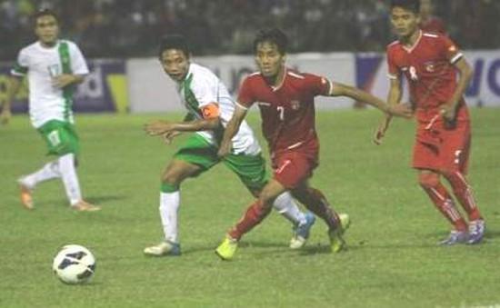 Thắng đậm U19 Indonesia 3-0, U19 Myanmar về nhất bảng A