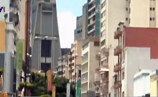 Venezuela: Người dân đón năm mới trong không khí ảm đạm