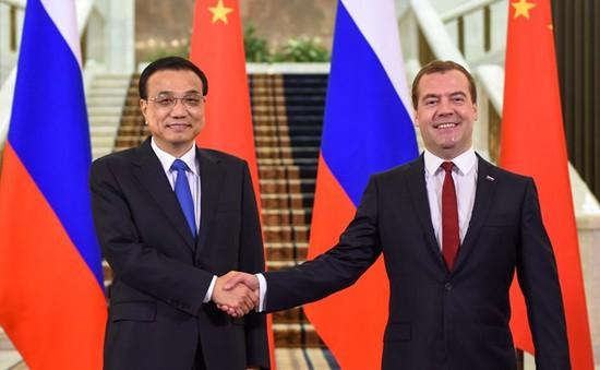 Nga - Trung Quốc ký hiệp định hoán đổi tiền tệ song phương