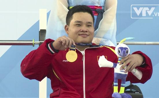 Nguyễn Bình An giành HCV, lập kỷ lục châu Á tại Asian Paragames 2014