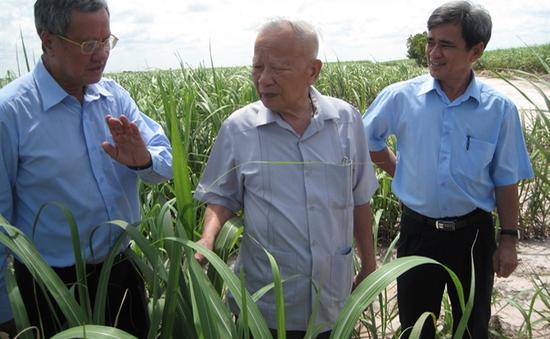 Nguyên PTT Nguyễn Công Tạn - Người hết lòng vì nông nghiệp, nông dân