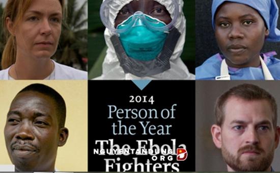 Những chiến binh chống Ebolachia sẻ về công việc tử thần