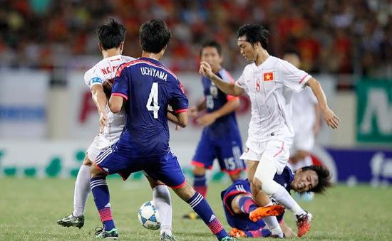 U19 Nhật Bản phủ nỗi buồn lên SVĐ Mỹ Đình