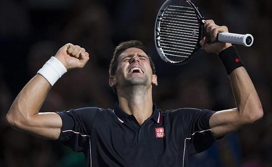 Ngôi vị số 1 thế giới: Federer rất tốt song Djokovic rất tiếc