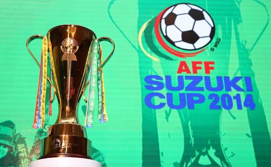 VTV chính thức phát sóng Giải Bóng đá AFF SUZUKI CUP 2014