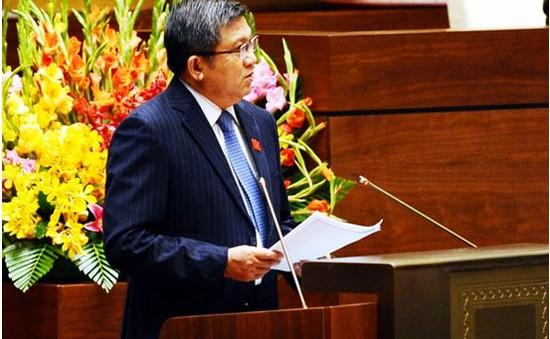 Báo cáo giám sát của Quốc hội về tái cơ cấu kinh tế